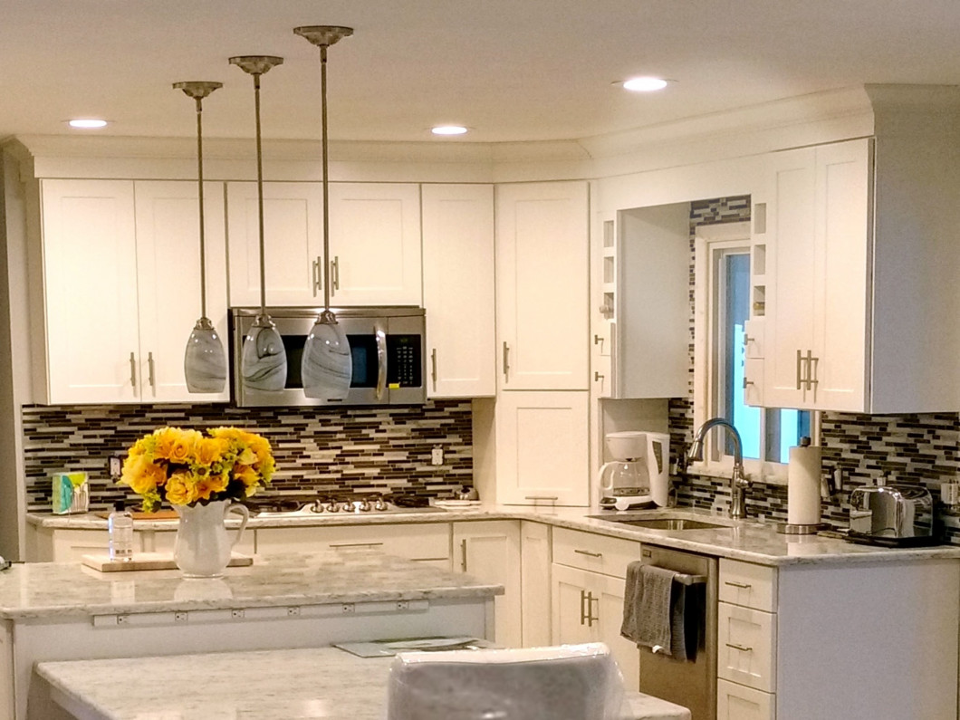 Kitchen Remodeling Custom Cabinets